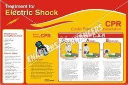 Electric Shock (CPR) Treatment Charts