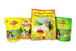 tea and coffee packaging material