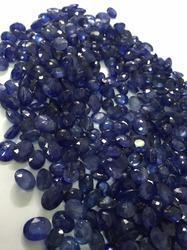 Natural Blue Sapphire Gemstone Shani Ratna Treated
