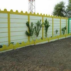 Concrete Readymade Compound Wall
