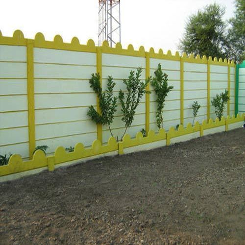 Concrete Boundary Wall   Concrete Compound Wall Manufacturer from Hyderabad. Concrete Boundary Wall   Concrete Compound Wall Manufacturer from
