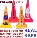 Message Traffic Cone