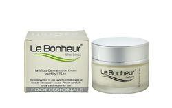 Le Bonheur Micro Dermabrasion Cream