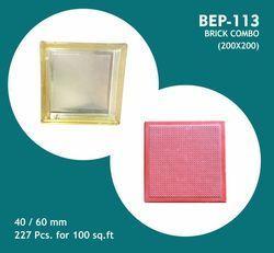 Brick Combo Flexi PVC Moulds