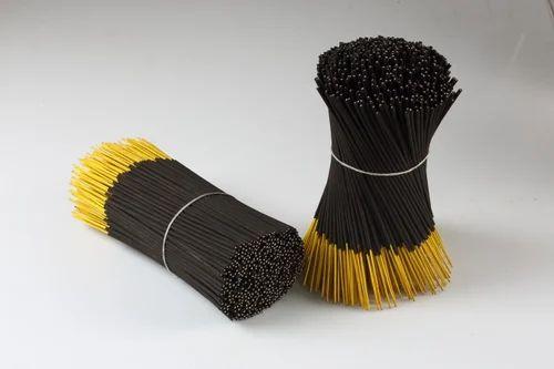 Nishan Brand Black Raw Agarbatti