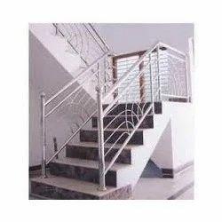 Designer Stainless Steel Stair Railing