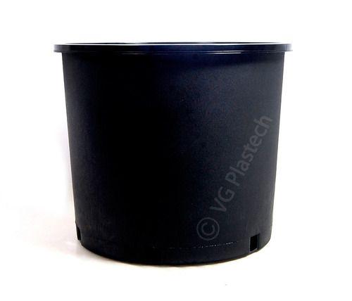 Plastic 7 Gallon Heavy Nursery Pot