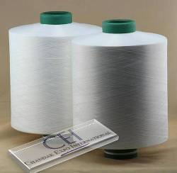 Polyester Yarn For Label