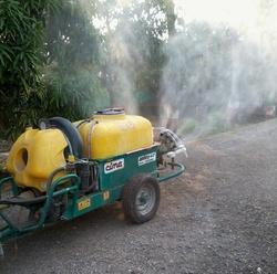 Electrostatic Sprayer System