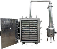 Vaccum Tray Dryer