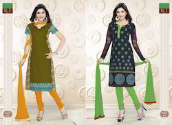 Rudra Cotton Dress Material