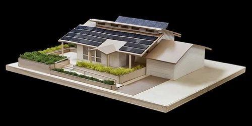 Solar Panel Model Amp Science Project Modal For Pre School