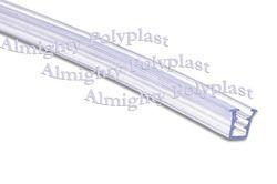 Aluminium Section Rubber Profiles