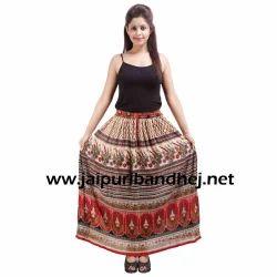 Colorfull Printed Skirts