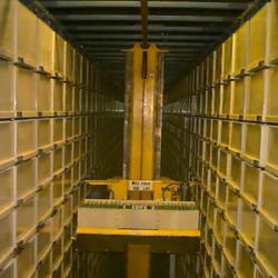 Automated Storage and  Retrieval Syatem
