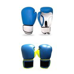 Strap Boxing Gloves