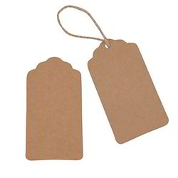 Manufacturer of Garment Paper Hang Tags & Woven Label by P. K. ...