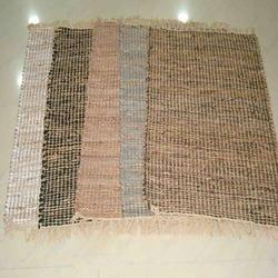 Leather and Jute  Rugs