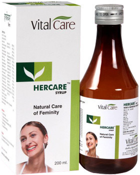 Hercare Syrup