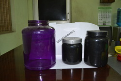 Food Supplement Jar