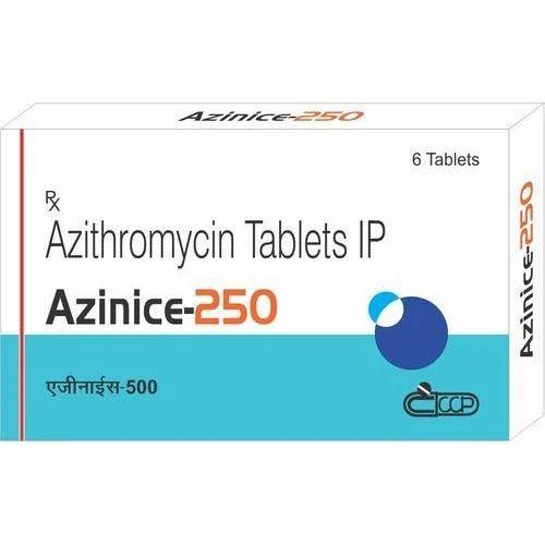 Zithromax tablet ingredients