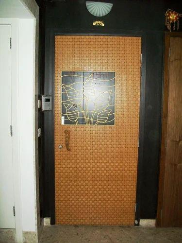 Wooden doors wooden safety door architect interior - Safety wooden door designs ...