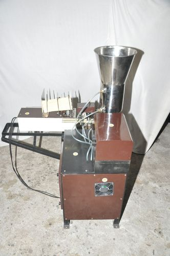 Fully Automatic Churan Stick Making Machine