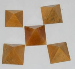 Jasper Pyramids