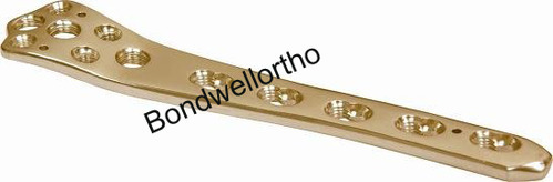 Orthopedic Implants Distal Femur Locking Plate