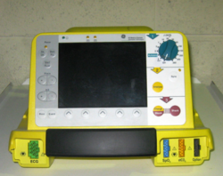 Responder Defibrillator