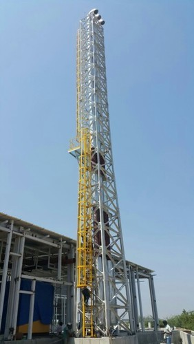 Dg Exhaust Chimney Amp Fork Lift Man Cage Manufacturer From