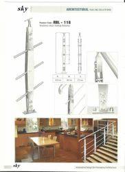 Stainless Steel Interior Railing
