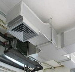 Air Conditioner Ducting Rework and retrofitting works