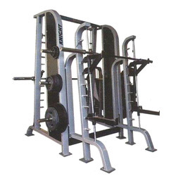 Smith Machine with Squat Rack