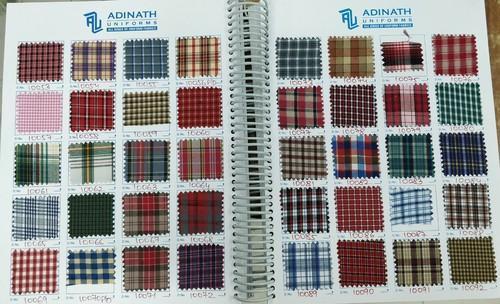 School Uniform Fabrics Uniform Fabrics Manufacturer From Bhiwandi