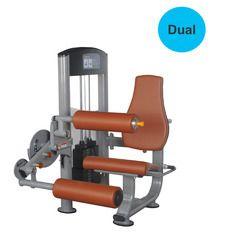 Leg Curl/Leg Extension Machine
