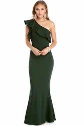 Off-shoulder Gowns
