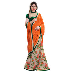 Fancy Bollywood Designer Saree