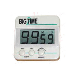 Laboratory Timer, Digital