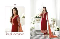 Straight Georgette Suits
