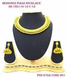 Designer Simple Necklace set