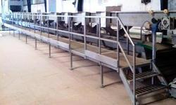 3 Tier Inspection Conveyor