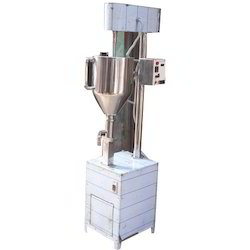 Volumetric Paste Filling Machine with Stirrer