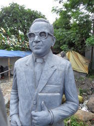 Stone Or Marble Model Of Ambedkar