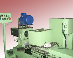 Brake Drum Grooving Machine