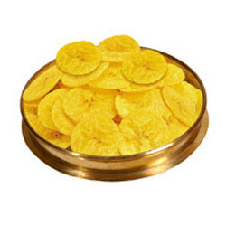 Savoury Banana Chips