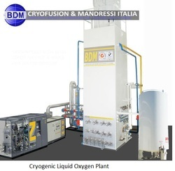 Cryogenic Liquid Oxygen Plant