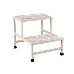 Double Foot Step Stool MS