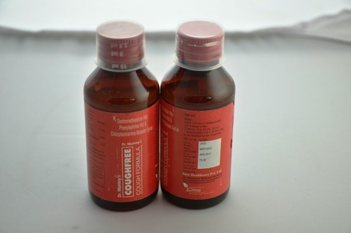 pharmaceutical syrup cough free syrup manufacturer from jaipur