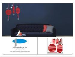 Light the Night Wall Decal